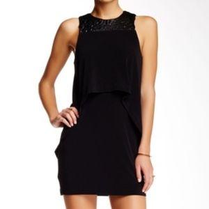 Sleevess Layered Dress